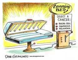 Tanning Bed Addiction