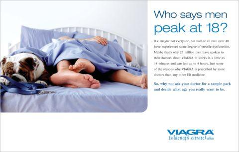 What are the effects of viagra