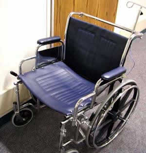 spinal injury wheelchair