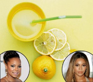 detox diet weight loss celebrity