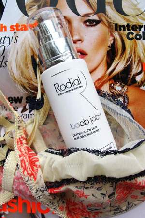 rodial boob job cream scam