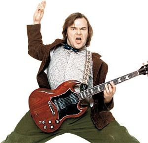 celebrities with gallstone jack black