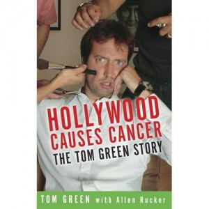 celebrities with testicular cancer tom green
