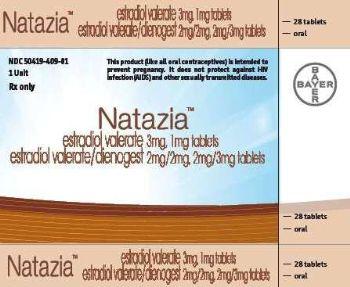 natazia hair loss