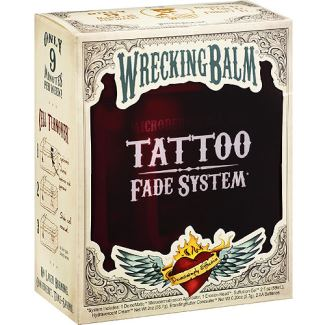 wrecking balm tattoo removal - review