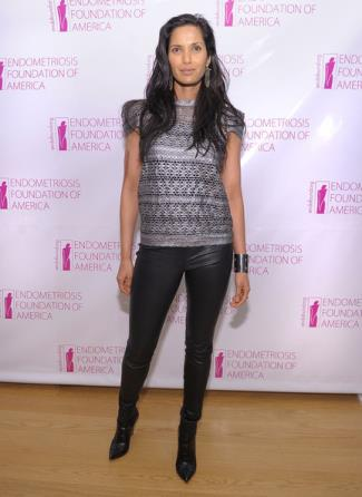 celebrities with endometriosis - padma lakshmi