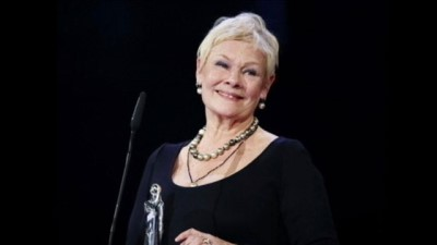celebrities with macular degeneration - dame judi dench