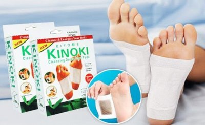 kinoki foot detox scam or real